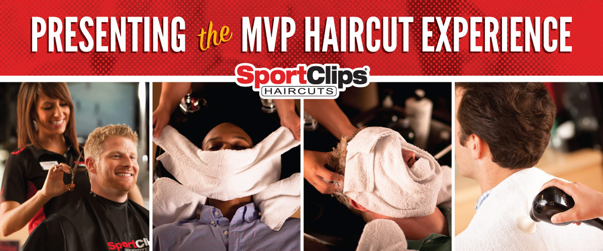 The Sport Clips Haircuts of San Marcos MVP Haircut Experience